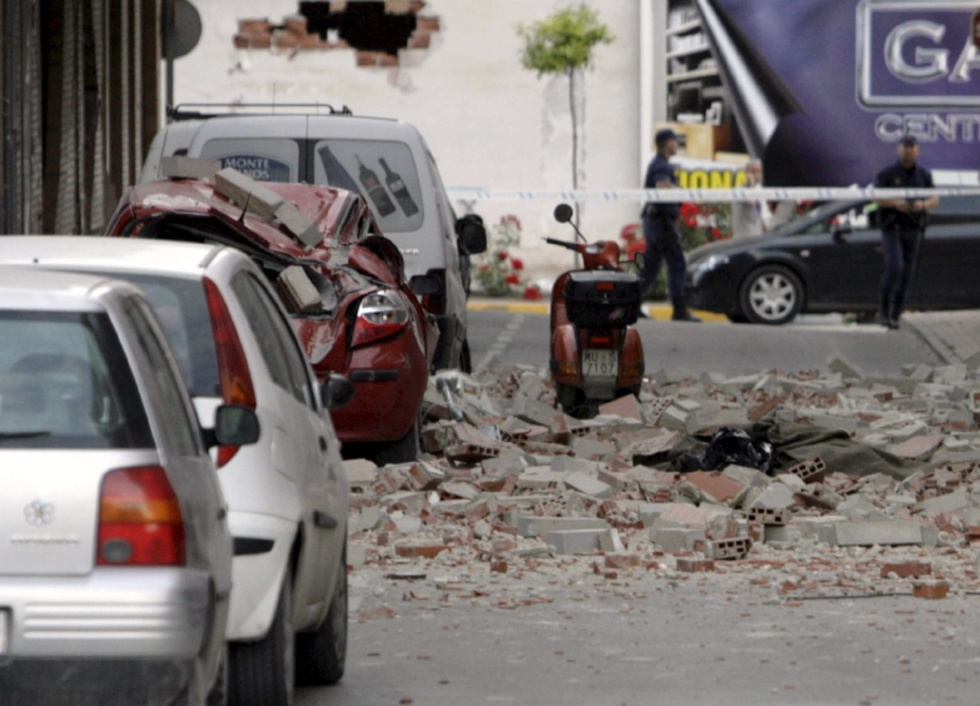 Terremoto en Lorca - Con el corazón en un puño
