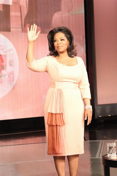 El adiós de Oprah