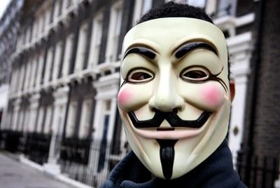 Operación contra Anonymous