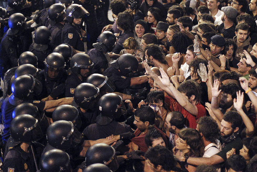 DEMOCRACIA REAL YA  - Página 2 Indignados_Puerta_Sol