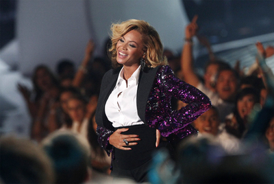 La barriga de Beyoncé