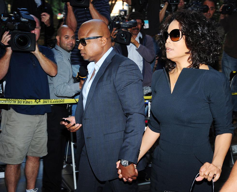 Arranca el juicio por la muerte de Michael Jackson  - Los hermanos