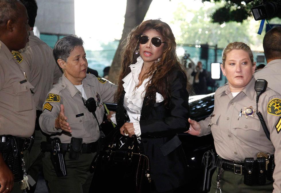 Arranca el juicio por la muerte de Michael Jackson  - La Toya