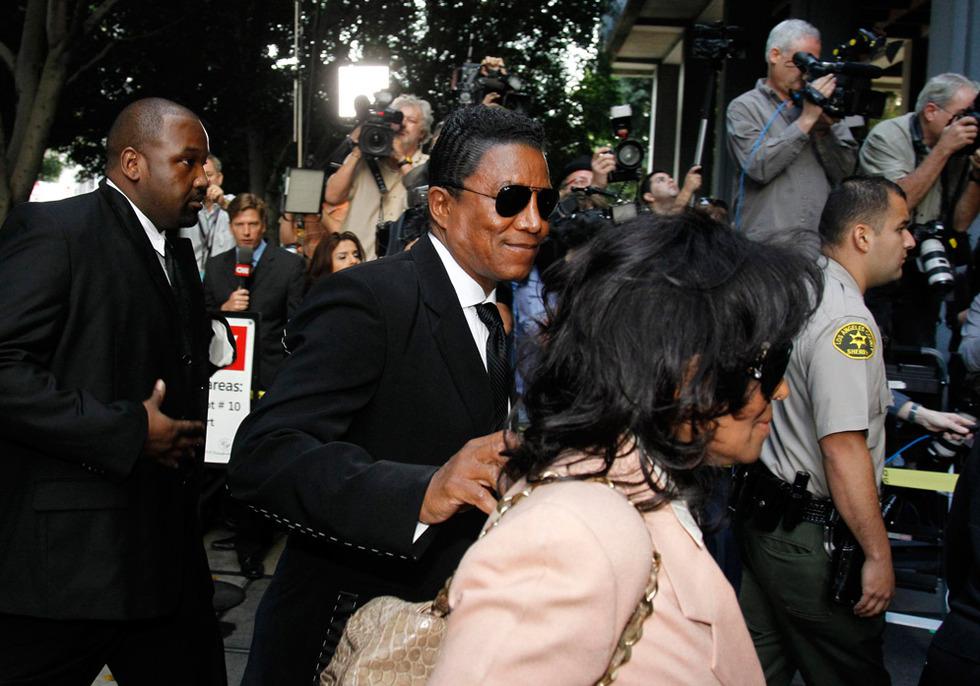 Arranca el juicio por la muerte de Michael Jackson  - Jermaine Jackson