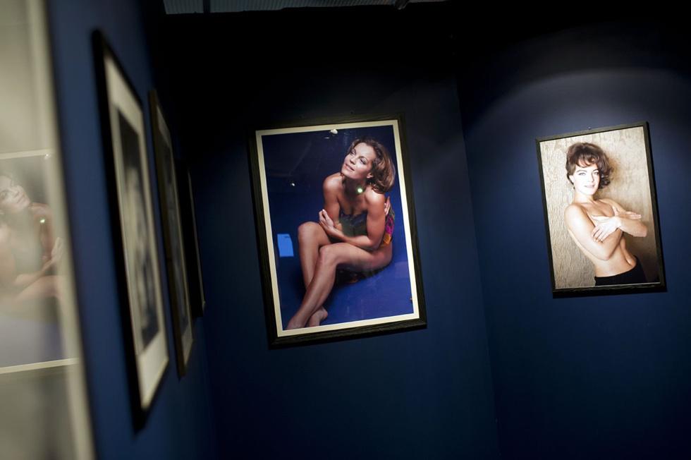 Romy Schneider, una estrella en fotos