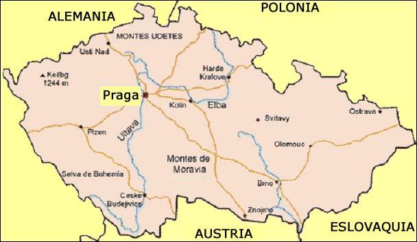 Repblica Checa algo ms que Praga  Blog Paco Nadal  EL PAS