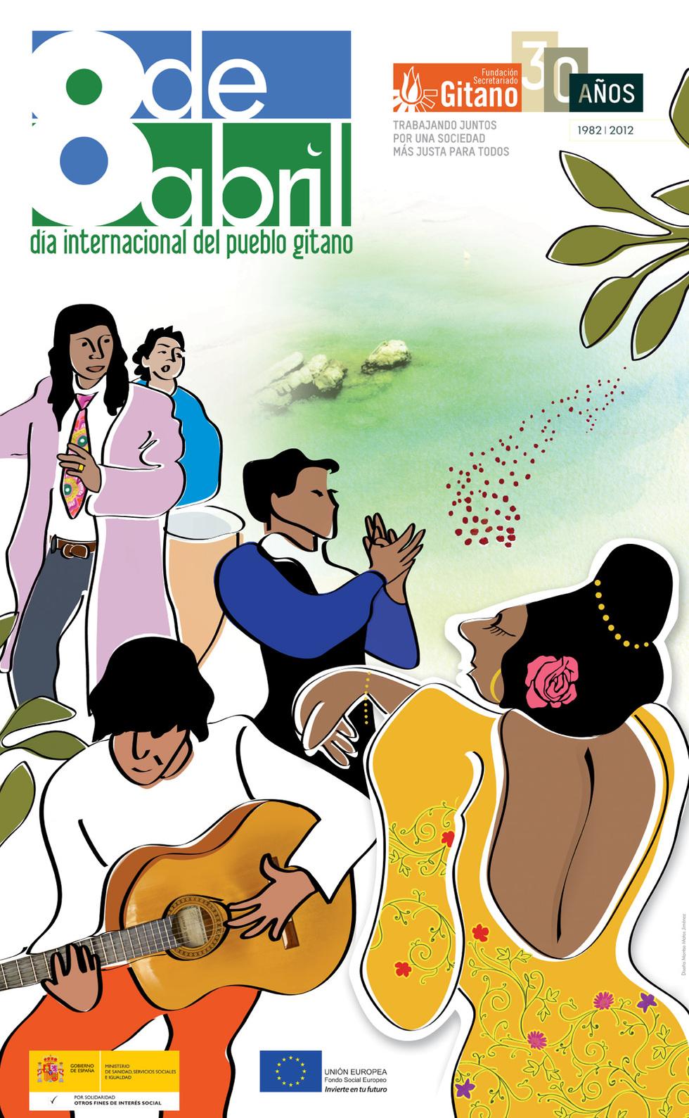Qué es el Día internacional del Pueblo Gitano? | Blog 3500 Millones ...