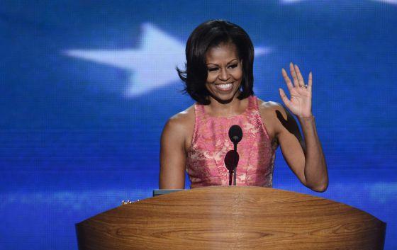 Michelle obama futura candidata o madera de l der - Diva futura michelle ...