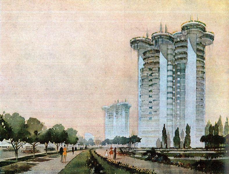20 obras maestras de la arquitectura espa ola del siglo xx for Estilo literario contemporaneo