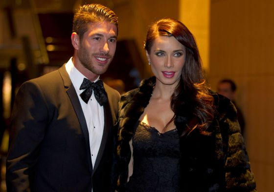 Sergio ramos girlfriend