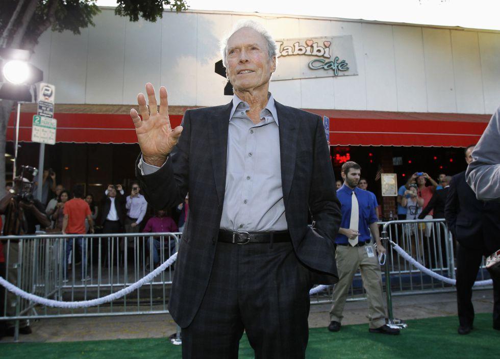 Clint Eastwood apoya el matrimonio gay
