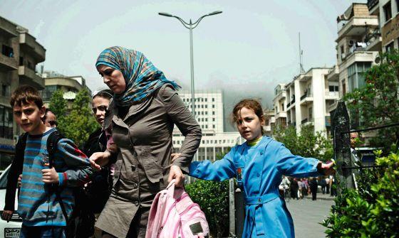 Damasco un espejismo de normalidad en el coraz n de la - Fotos de damasco ...