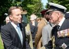 El duque de Edimburgo desata la polémica en Australia