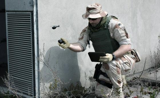 Resultado de imagen para armas de nanotecnologia