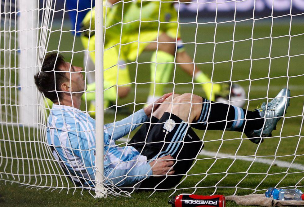 Copa América 2015: Messi
