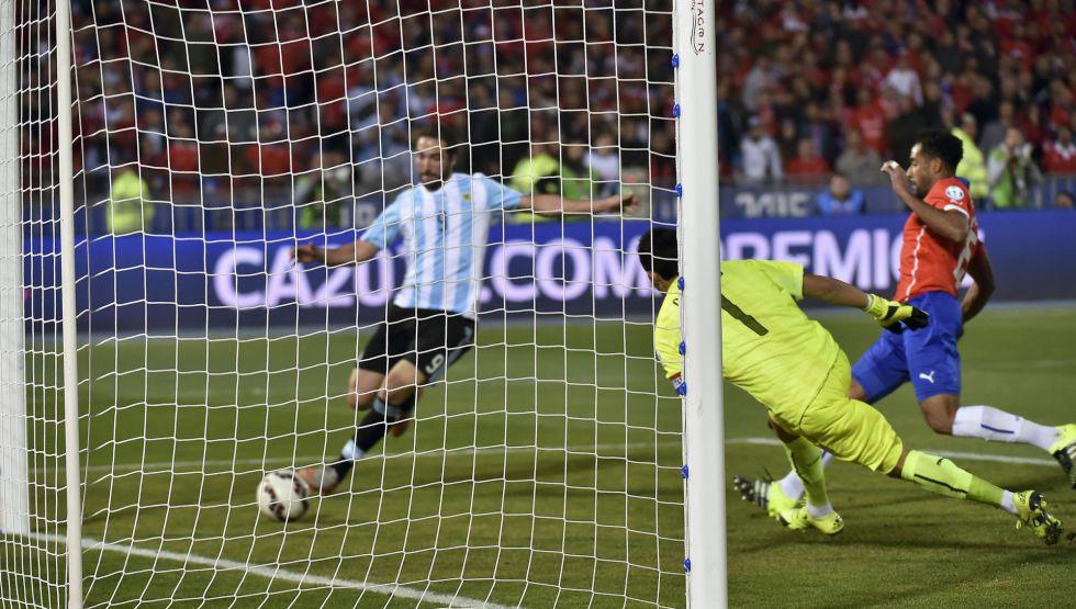 Copa América 2015: Higuaín