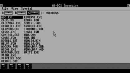 La historia de Windows, escritorio a escritorio