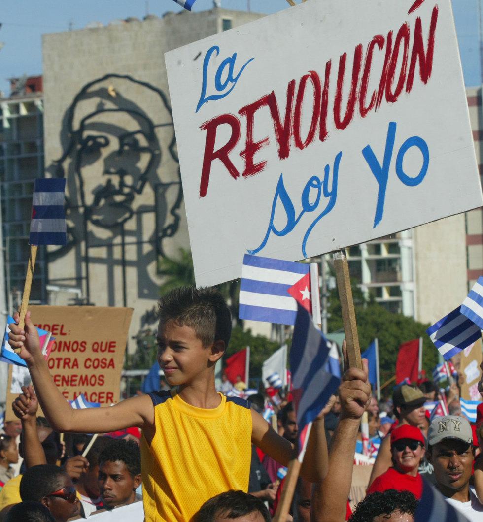 Resultado de imagen de Familia cubana Revolución