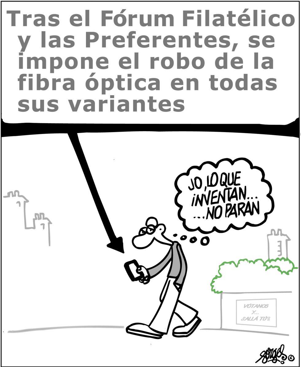 Forges | Opinión | EL PAÍS