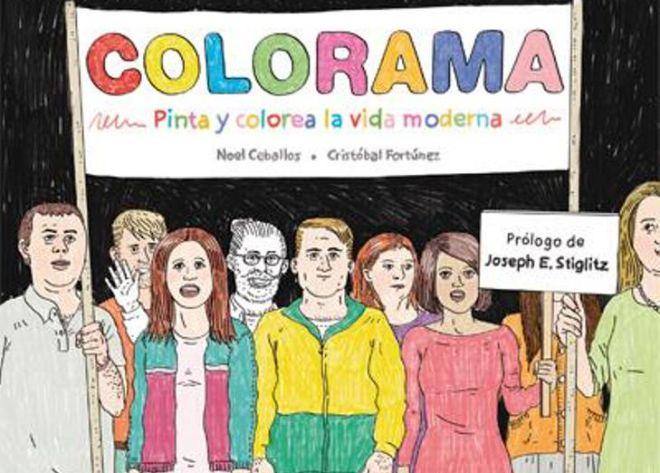 Alejen a los niños de este libro para colorear | Tentaciones | EL PAÍS