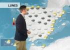 La lluvia recorre gran parte de España