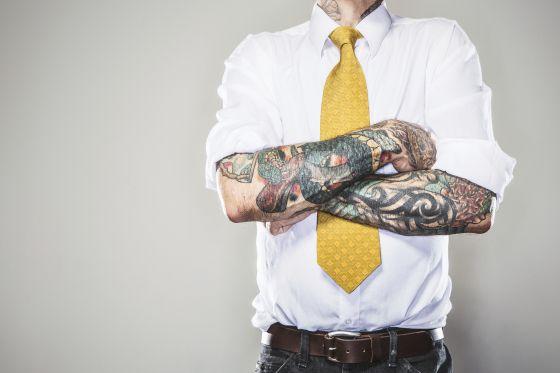 A los que ya han incumplido la mitad de sus prop sitos de for Tattoos in the workplace discrimination