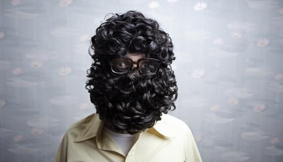 Latina de pelo largo - 2 part 3