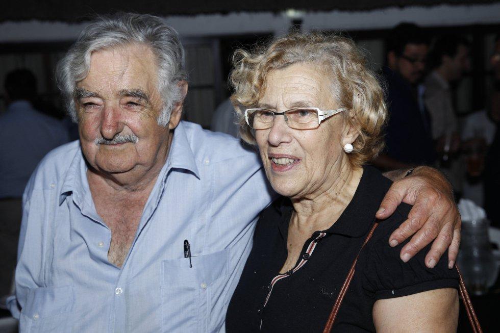 Resultado de imagen para pepe mujica en madrid 2016
