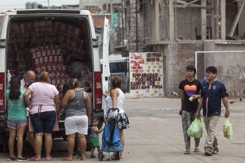 El país: La miseria imposible de ocultar en Buenos Aires