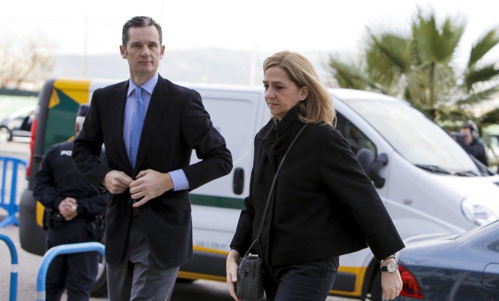 В Испании возобновился суд по делу о коррупции, по которому проходит сестра короля