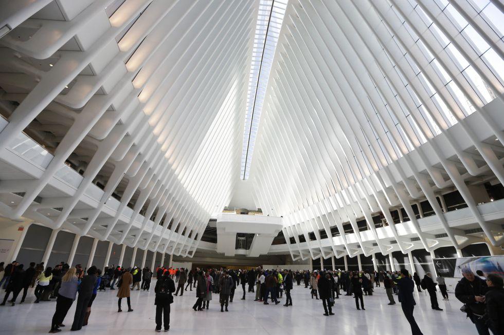 Oculus Calatrava Y El Nuevo Icono De Nueva York Opini 243 N