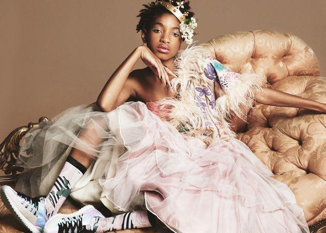 bb68436191 Willow Smith es el nuevo icono que necesita la moda