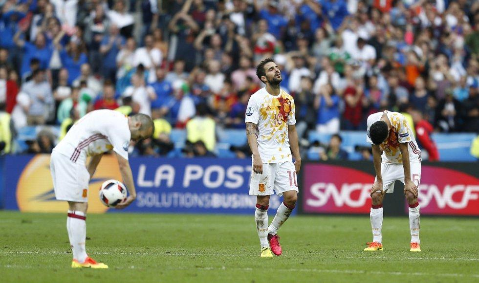 ... , las imágenes del partido de la Eurocopa 2016 | Deportes | EL PAÍS