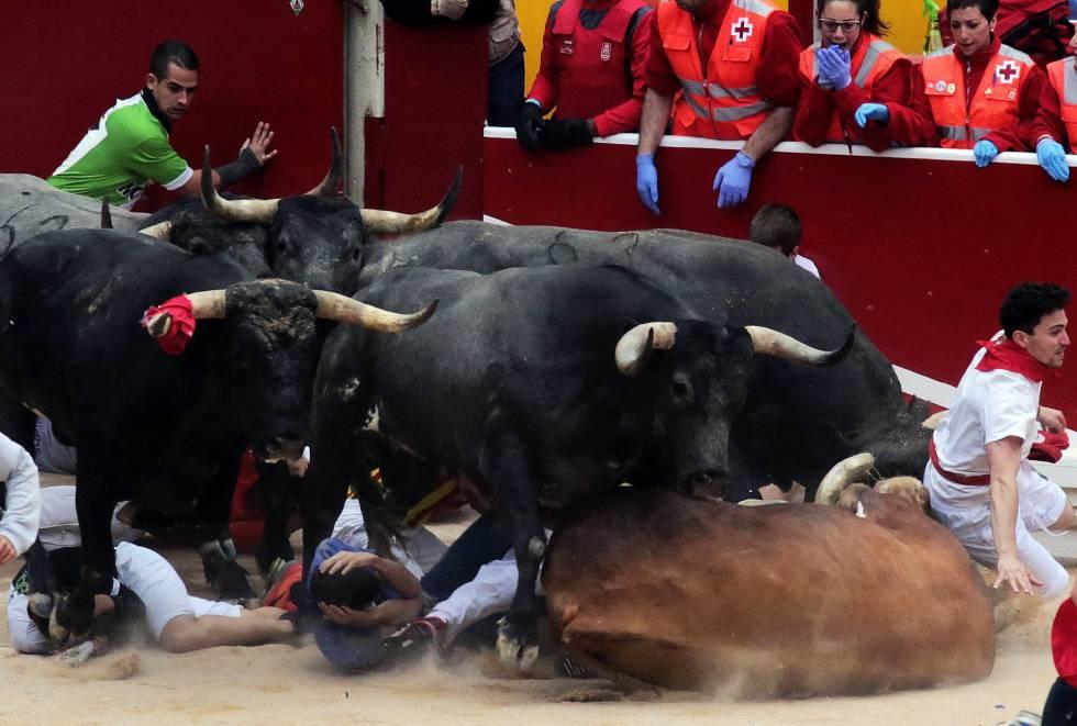 San Fermín , una fiesta bestial