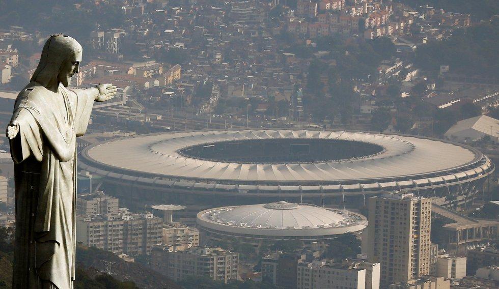 Resultado de imagem para cidade olimpica maracana