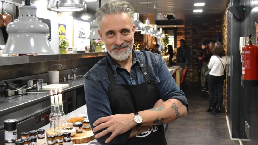 V deo sergi arola cierra su restaurante en madrid ocio - Restaurante sergi arola madrid ...