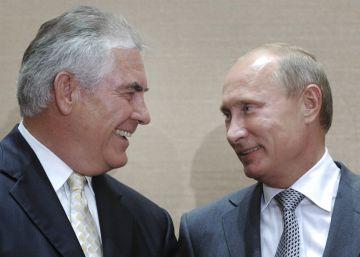 Trump nombrará secretario de Estado al jefe de ExxonMobil, próximo a Putin