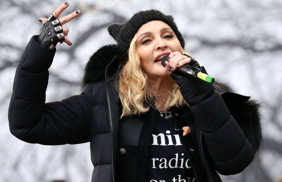 """Madonna: """"No soy una persona violenta"""""""