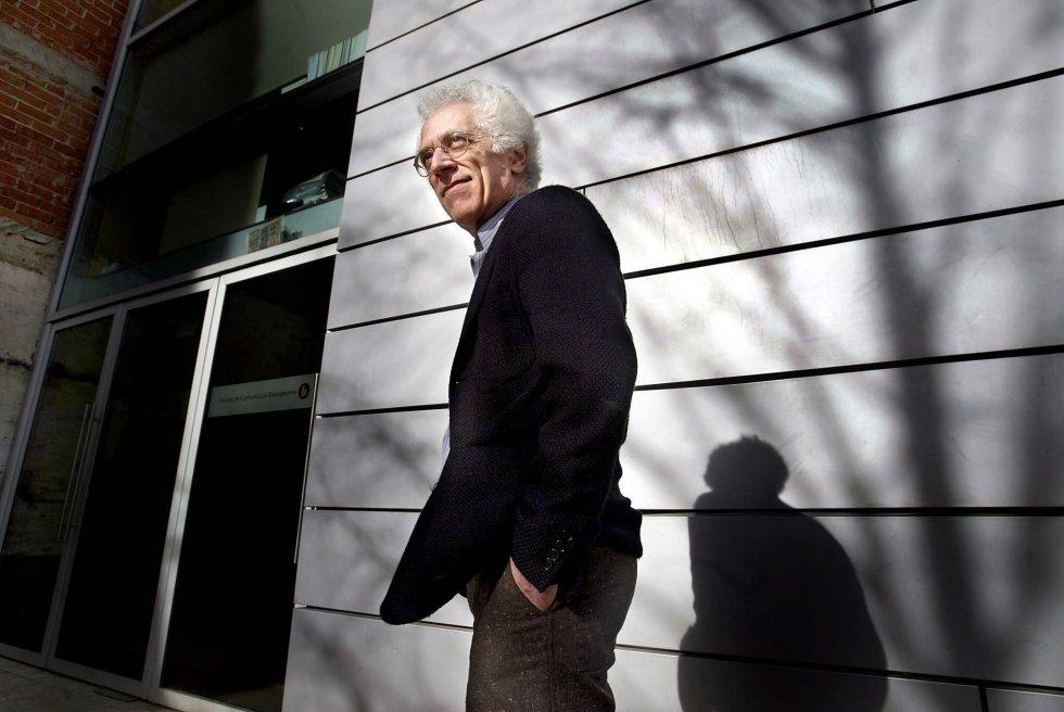 Tzvetan Todorov, director de investigaciones en el Centro Nacional de la Recherche Scientifique (Paris), filósofo e historiador de las ideas, en una imagen de 2004.