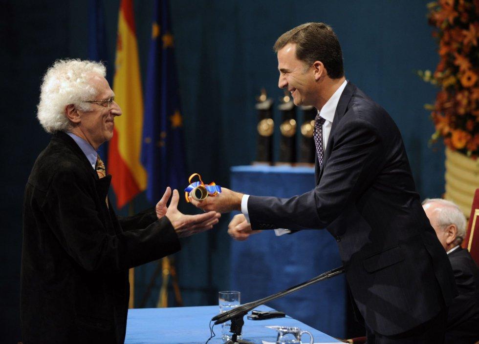 En 2008, fue galardonado en España con el Premio Príncipe de Asturias de Ciencias Sociales como un referente indiscutible en el pensamiento europeo contemporáneo.