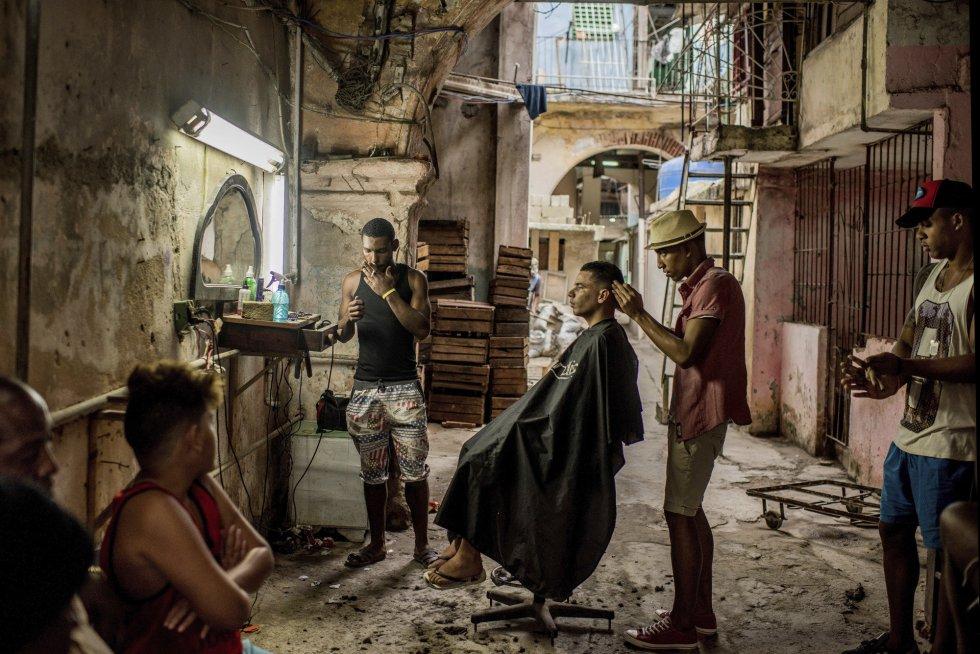 Notitarde. Vida Cotidiana, primer premio historias. World Press Photo 2017