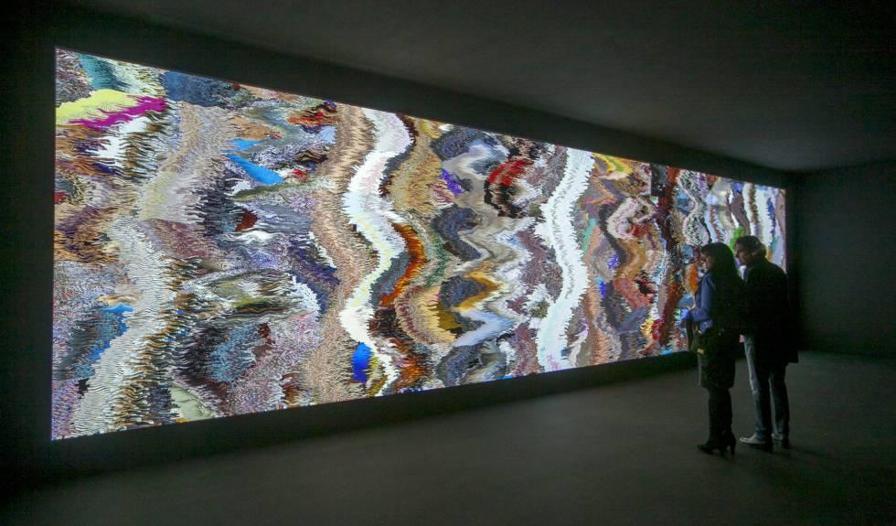 Arte y moderno