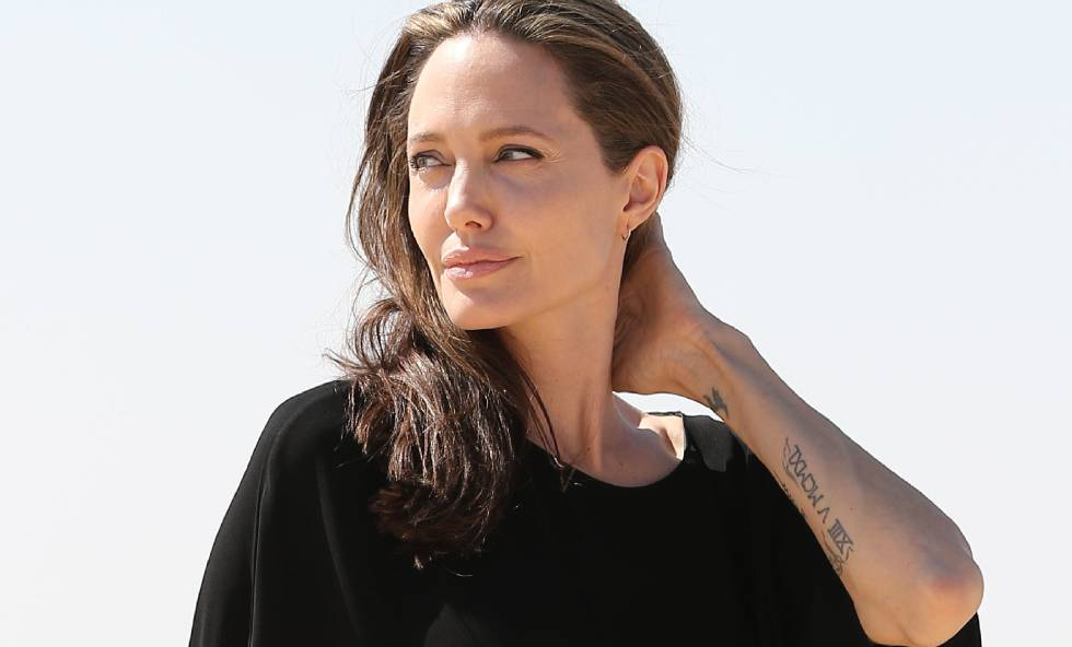 Hollywood se divorcia de Angelina Jolie
