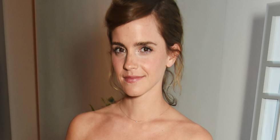Emma Watson despliega la alfombra verde
