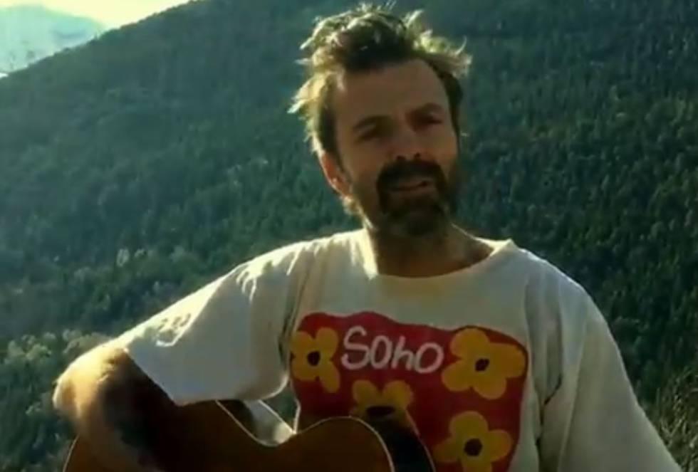 """Pau Donés canta a los agoreros: """"Dicen por ahí que me estoy muriendo. Pues mira"""""""