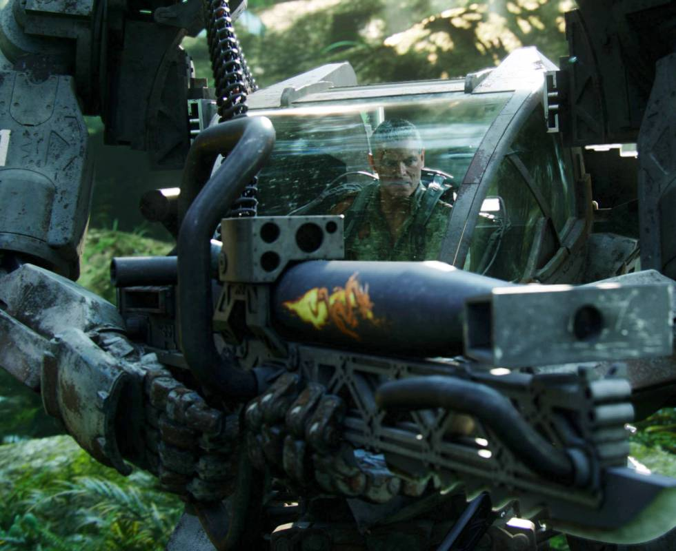 James Cameron es uno de esos directores empeñados en dibujar futuros lejanos con elementos posibles ( Alien , Terminator ) y parte de eso lo encontramos en Avatar , un avance tecnológico en sí misma por su refinado uso de la tecnología 3D. En ella se nos presenta el AMP (Plataforma de Movilidad Amplificada), que tan familiar resultaba a jugadores de videojuegos como Mechwarrior. El AMP es un exoesqueleto militar avanzado. En Corea desarrollan un vehículo muy parecido . Y el ejército estadounidense también trabaja con tecnologías similares para aumentar las capacidades de sus soldados.