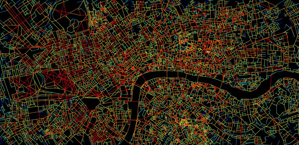 Los navegadores desactivan el GPS del cerebro