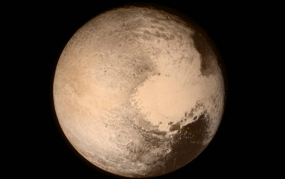 Un grupo de científicos pide que Plutón vuelva a ser un planeta
