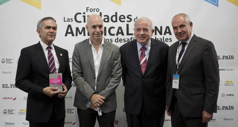 Las ciudades de América Latina ante los desafios globales, en imágenes