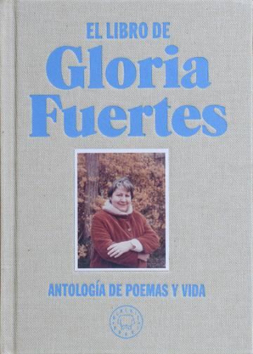 Lectura ICON recomendada: 'El libro de Gloria Fuertes', de Gloria Fuertes